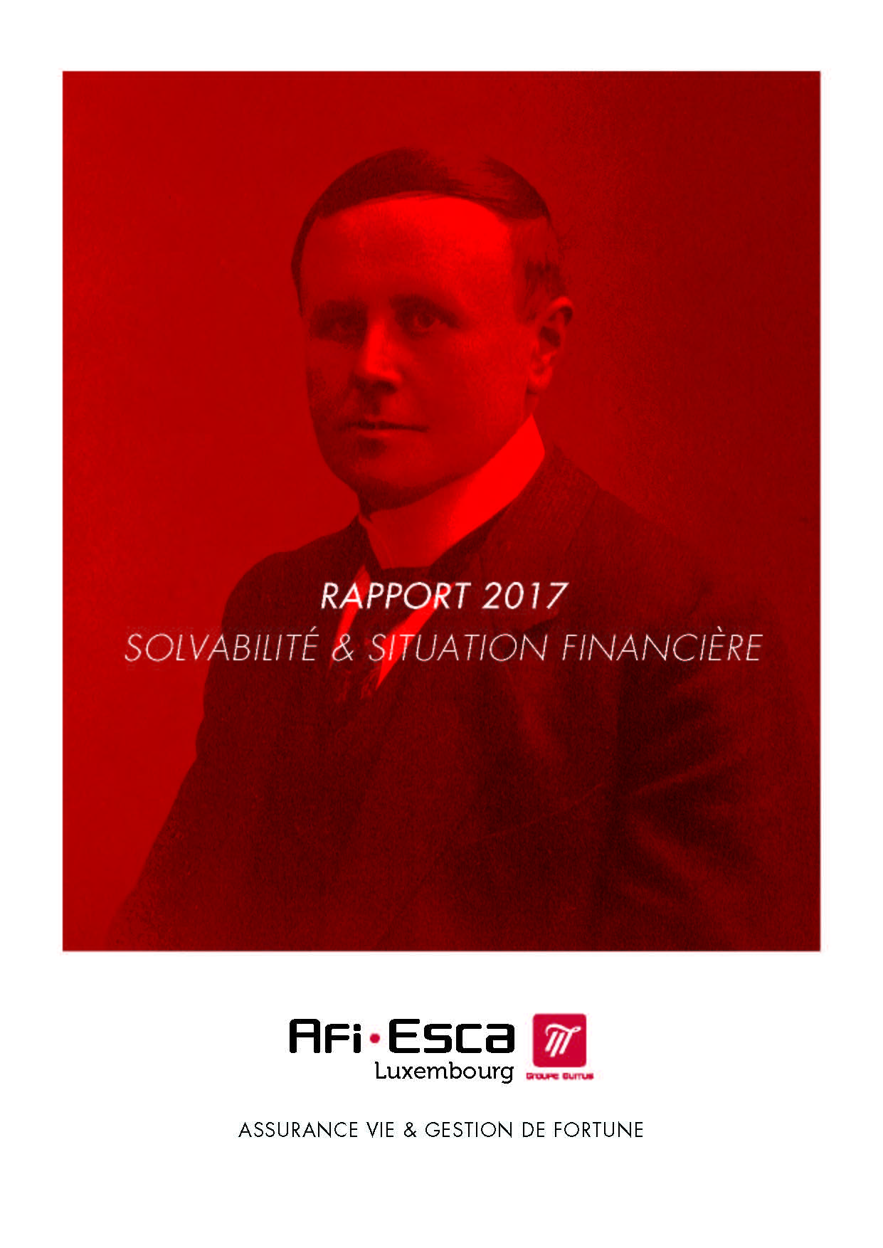 Rapport sur la solvabilité et la situation financière 2017
